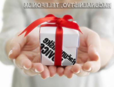 Pripada vam darilo po vašem izboru!