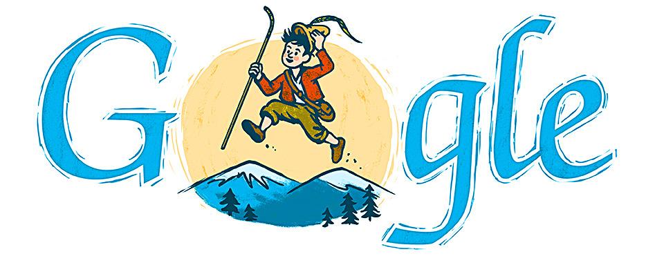 Google je doodle posvetil pisatelju Josipu Vandotu