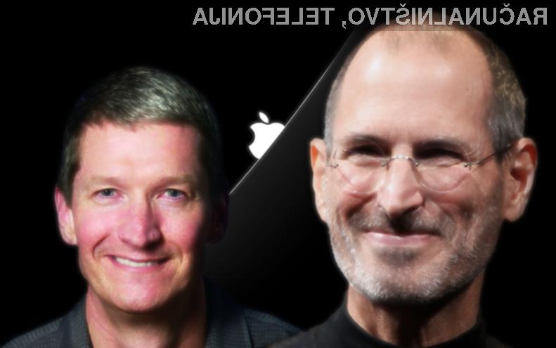 Od Steva Jobsa do Tima Cooka:  Kako se je spremenil Apple?