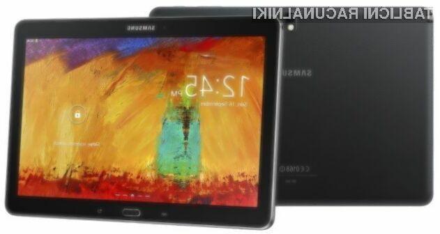 Tablični računalnik Galaxy Note Pro 12.2 naj bi zlahka opravil z vsemi tekmeci!