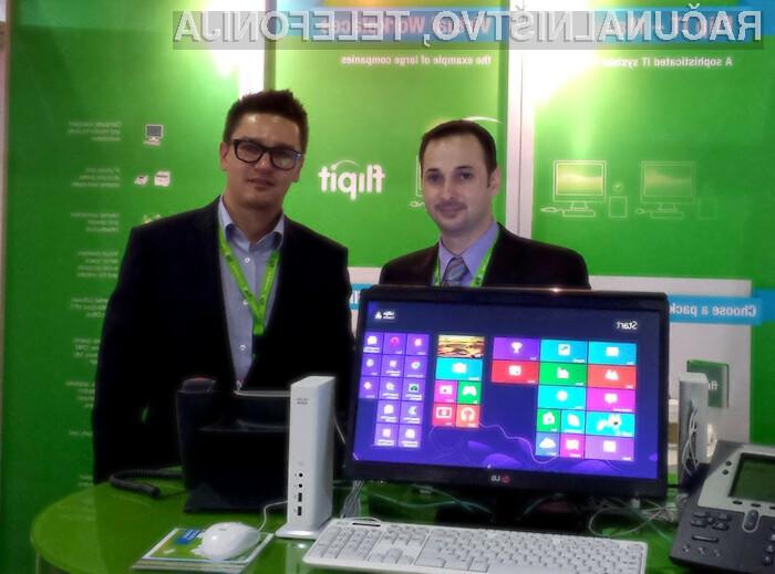 NIL s svojo storitvijo Flip IT prinaša na trg informatiko po meri velikih podjetij, a dostopno tudi manjšim podjetjem, saj omogoča uporabnikom računalništva celovito rešitev v oblaku za ceno le ene kave na dan.