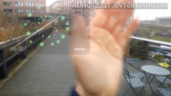 Mini igre se odlično prilegajo Googlovim očalom Glass!