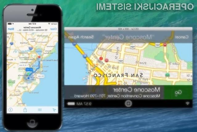 iOS bomo ugledali tudi v avtomobilih.