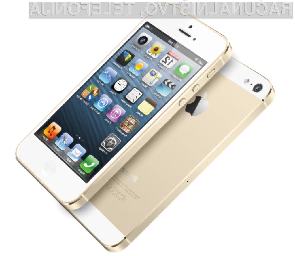 V treh mescih prodanih več iPhoneov, kot je Špancev!