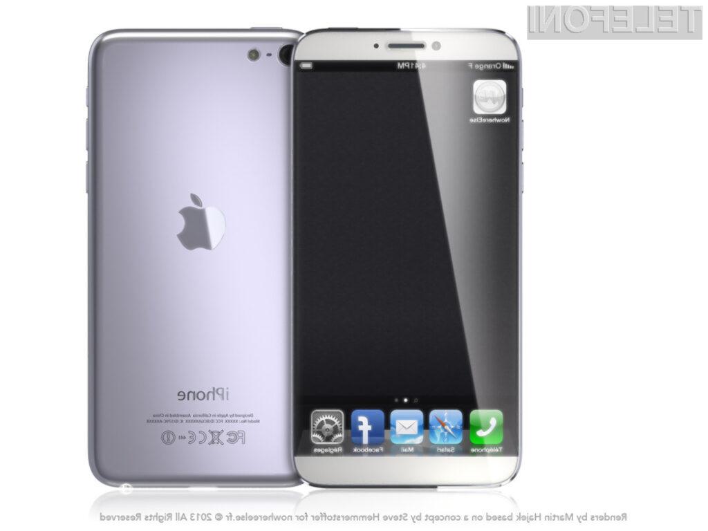 Pametni mobilni telefon iPhone 6 naj bi bil kot nalašč za zajem izjemno kakovostnih fotografij!