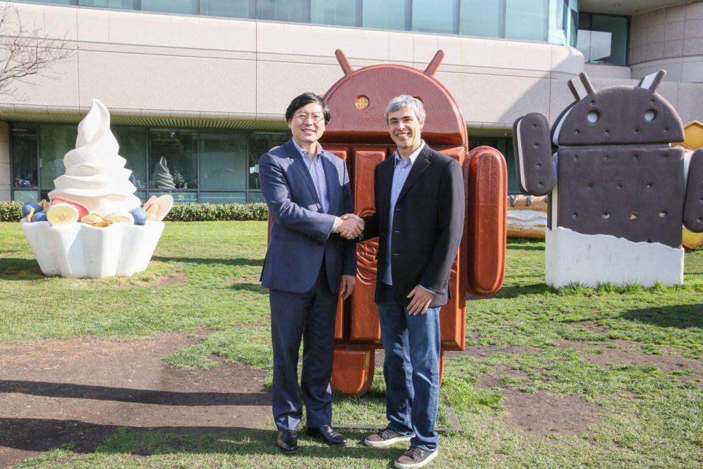 Lenovo kupil Googlov oddelek Motorola Mobility