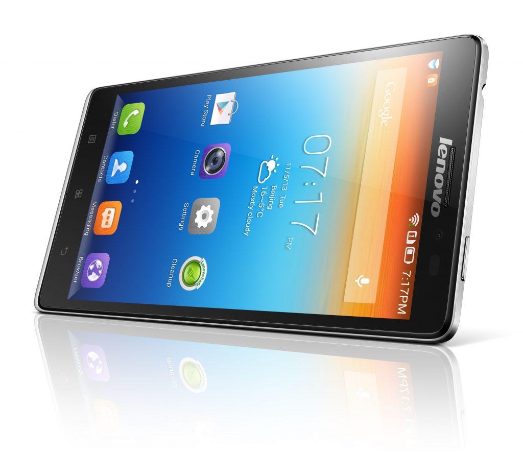 Lenovo Vibe Z je novi premijski pametni telefon