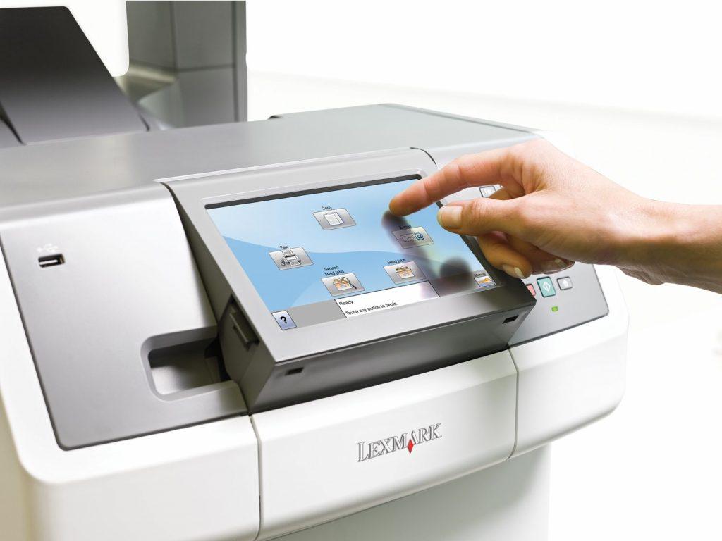 Lexmark je vodilni ponudnik večopravilnih naprav