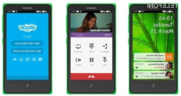 Cenovno ugodni pametni mobilni telefon Nokia s predelanim Androidom naj bi luč sveta ugledal že v prvi polovici letošnjega leta.