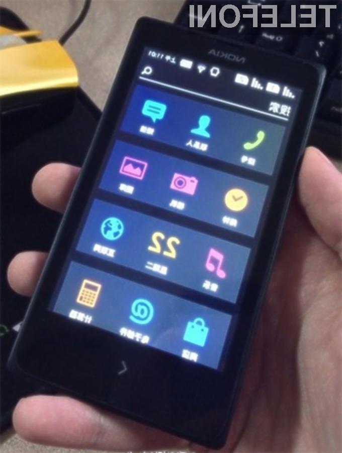 Cenovno ugodni pametni mobilni telefon Nokia s predelanim Androidom naj bi bil naprodaj že v prvi polovici letošnjega leta.