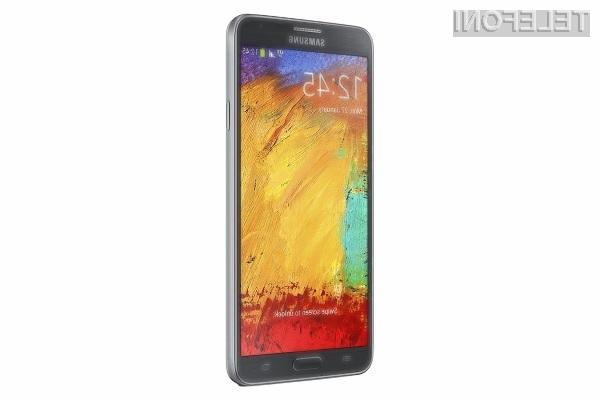 Mobilnik Samsung Galaxy Note 3 Neo naj bi ponujal optimalno razmerje med zmogljivostjo, kakovostjo in ceno!