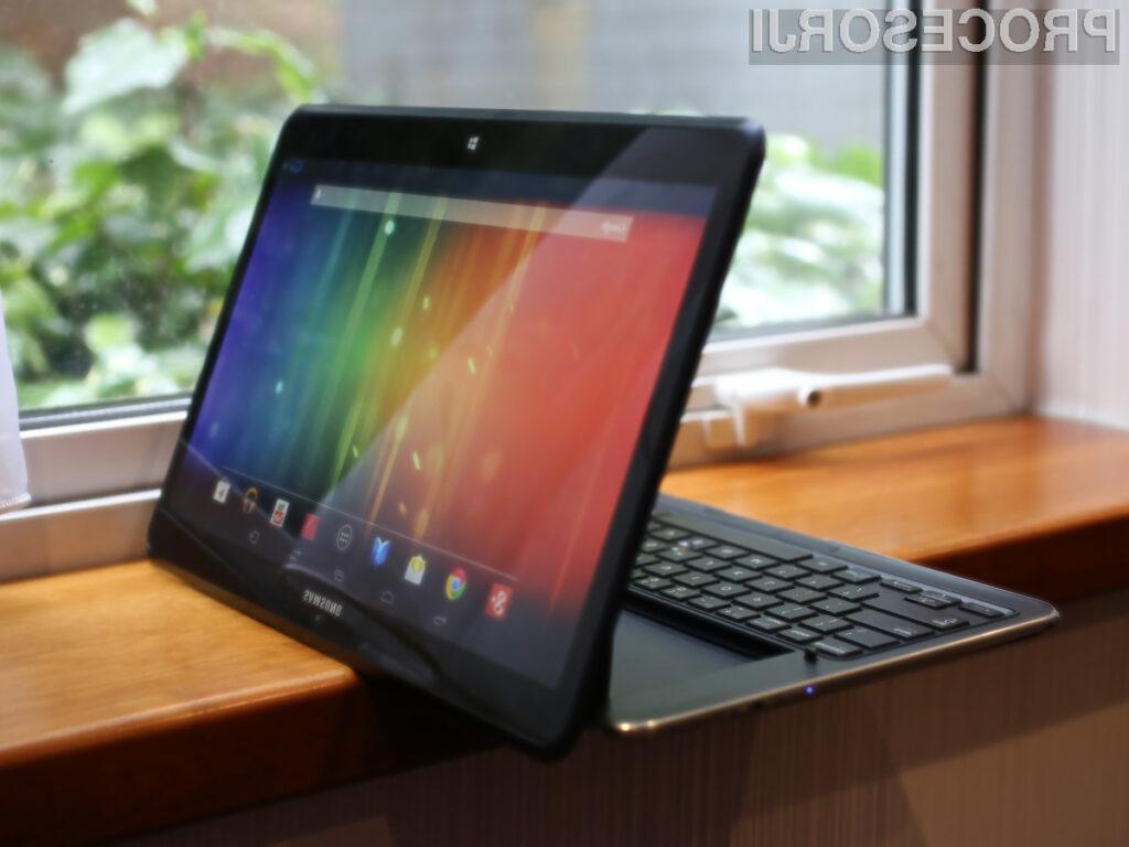 Intel verjame v sožitje operacijskih sistemov Windows in Android na področju tabličnih računalnikov in hibridnih tablic.