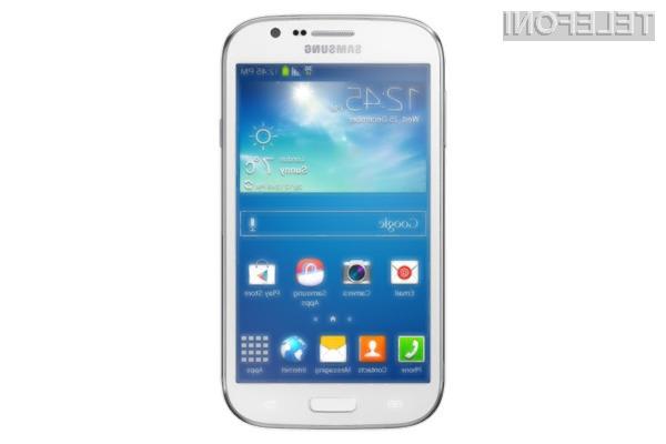 Mobilni telefon Samsung Galaxy Grand Neo ponuja odlično razmerje med ceno in zmogljivostjo!
