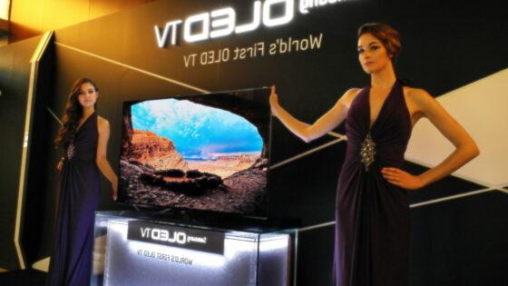 OLED televizorji so še vedno nedostopni povprečnim kupcem.