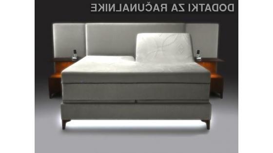 Pametna postelja se prilagaja in izboljšuje vaše spanje.