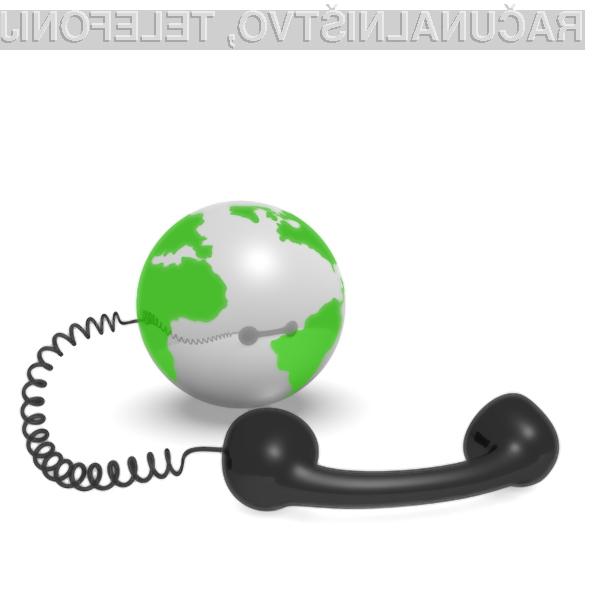 Vsa telefonija bo morda kmalu potekala prek interneta.