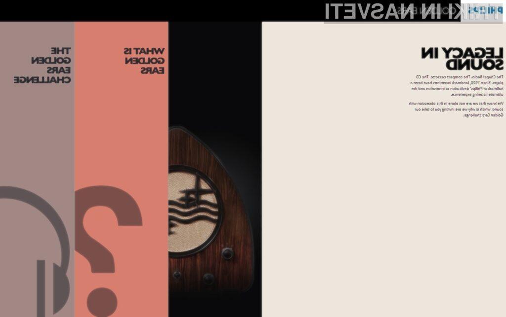 Spletna storitev Golden Ears je pisana na kožo najbolj zagretim avdiofilom!