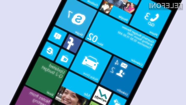 Vse mobilnike Windows Phone bo brez izjeme mogoče nadgraditi na Windows Phone 8.1!