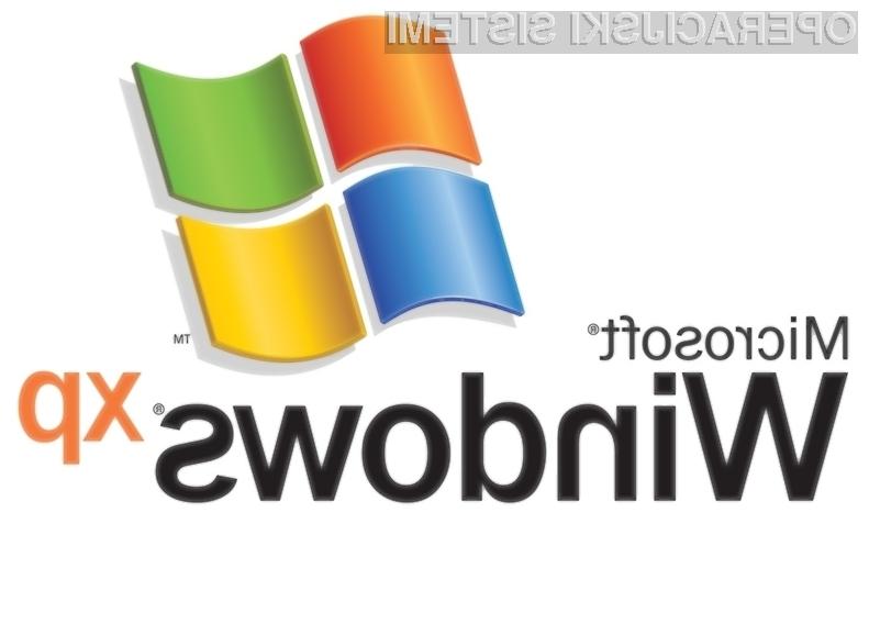 Podjetja se operacijskemu sistemu Windows XP vsaj zlepa ne bodo odrekla!