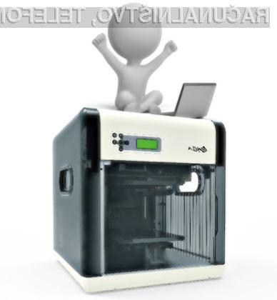 3D-tiskanje bo kmalu postalo še dostopnejše!