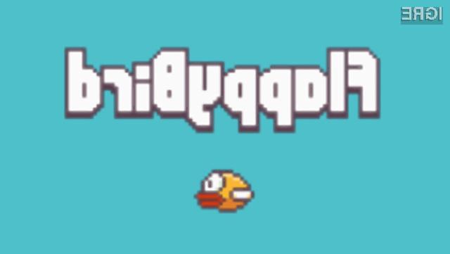 Igre Flappy Bird vsaj uradno ni več mogoče presneti na mobilne naprave Android in iOS.