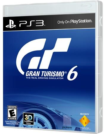Gran Turismo 6 je igra grafične veličastnosti