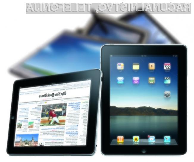 Tablice bodo letos dosegle 50 % tržni delež med računalniškimi napravami.