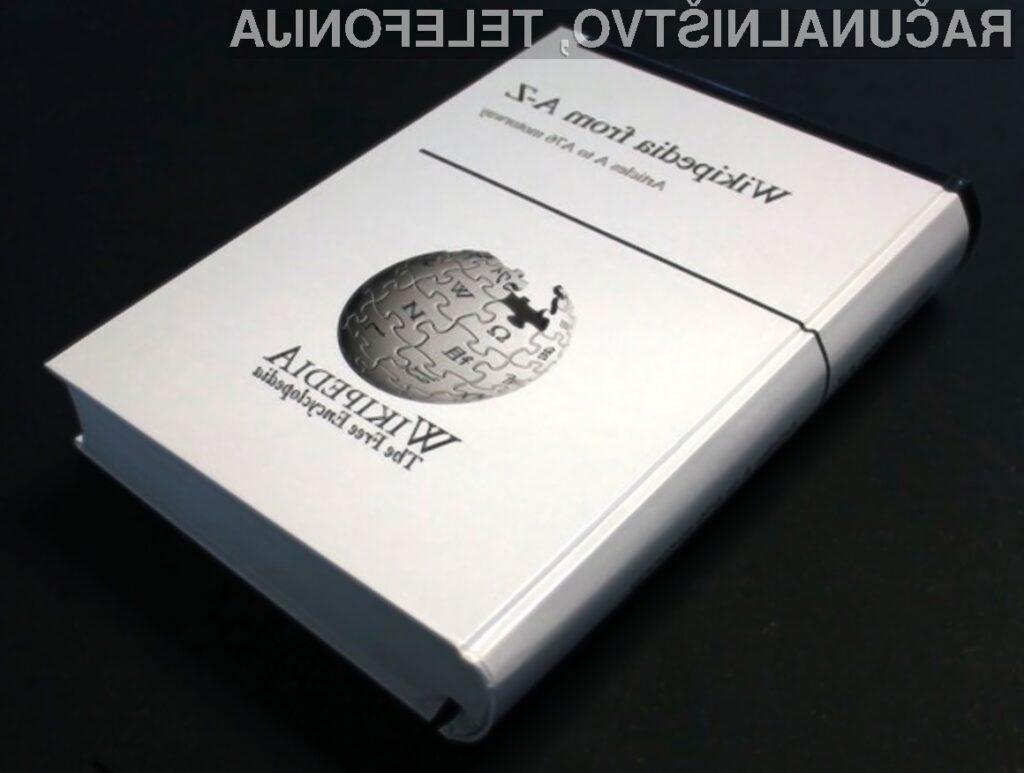Natisnjena Wikipedia s članki v angleškem jeziku bo skupno obsegala kar 1.000 knjig s 1.200 stranmi na knjigo.