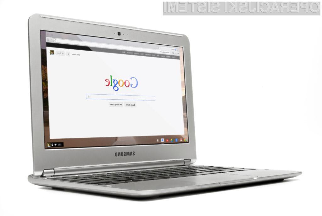 Na Chromebookih bomo kmalu lahko poganjali tudi programe Windows.