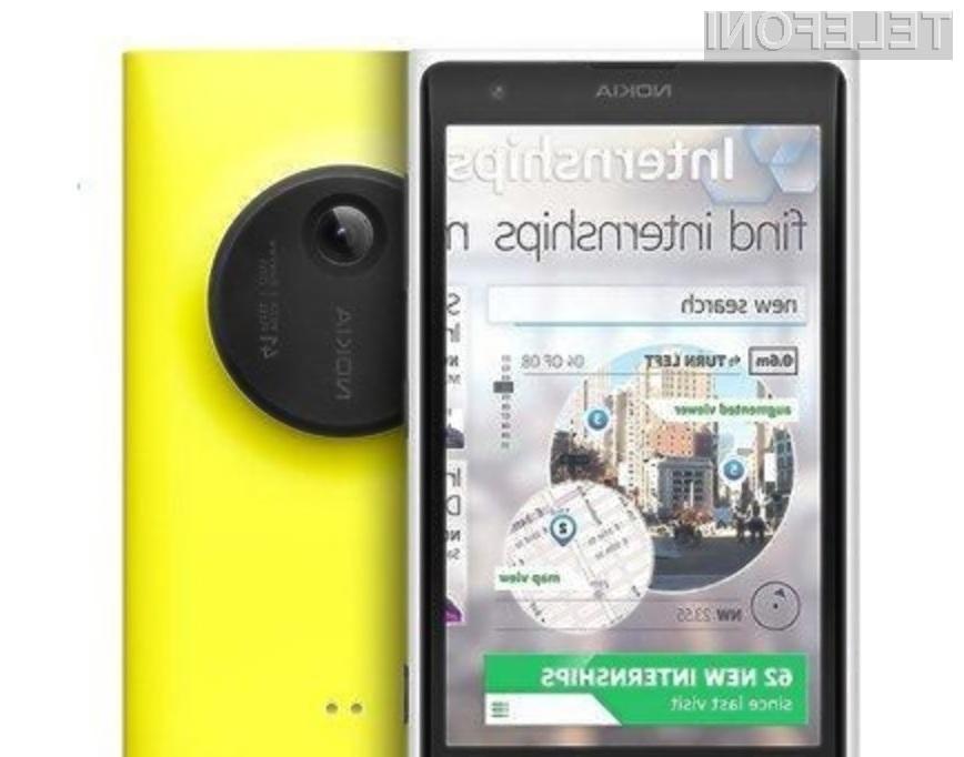 Pametni mobilnik Nokia Lumia 1820 bo zlahka kos tudi najzahtevnejšim opravilom.
