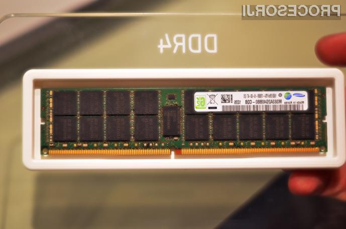 Intel prinaša podporo za DDR4