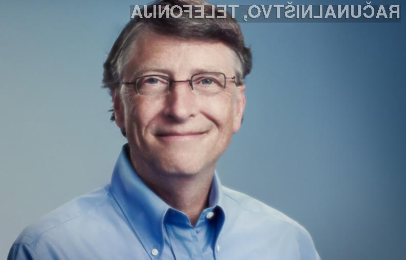 Bill Gates se bo prej ali slej moral sprijazniti z Windowsom 8.1!