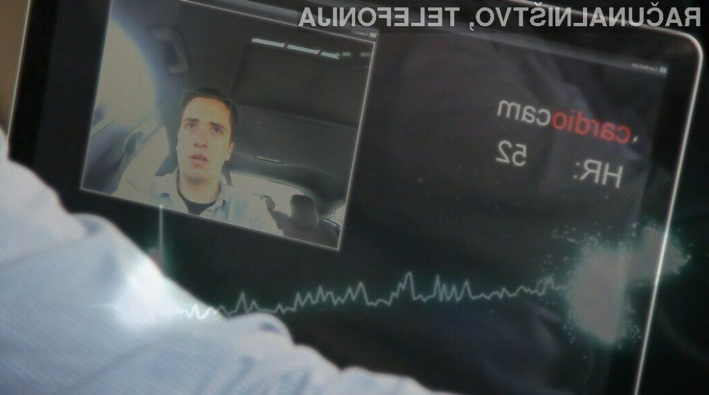 Nova tehnologija zazna naše razpoloženje in prilagodi pogoje vožnje