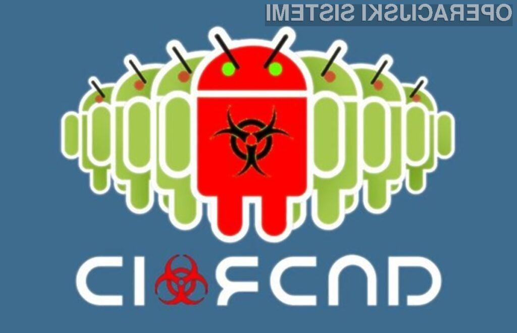 Na mobilnih napravah Android je protivirusna rešitev postala že nujno zlo!