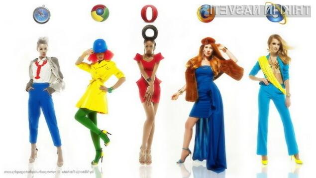 Za uporabnike operacijskega sistema Windows je najboljša izbira spletni brskalnik Mozilla Gecko 11!