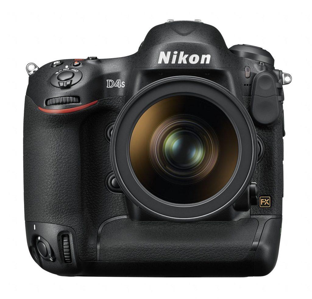 Nikon D4S – novi delovni stroj