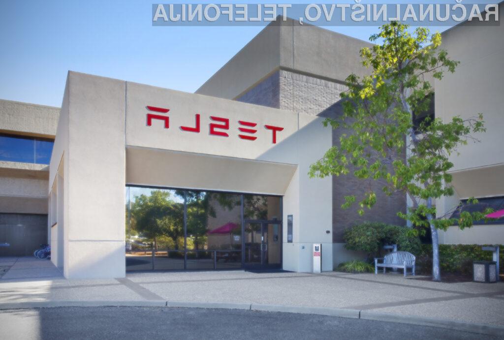 Tesla X bo pometel s konkurenco