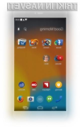 Grafični vmesnik Mozilla Firefox Launcher naj bi močno poenostavil uporabo mobilnih naprav Android!