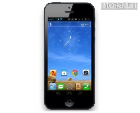 Android bi se odlično prilegal Applovim pametnim mobilnim telefonom iPhone!