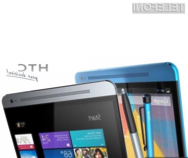 Na tablici HTC Babel naj bi bila nameščena operacijska sistema Windows 8 in Android 4.4.2 Kitkat.
