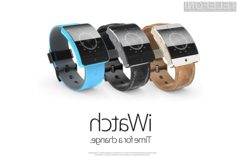 Pametne ročne ure Apple iWatch ne bo potrebno polniti!