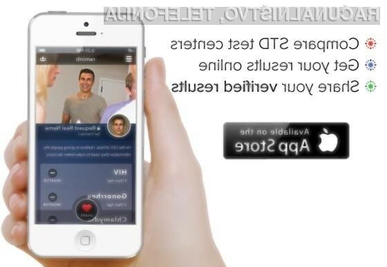 Bizarno: Prvo družbeno omrežje z objavljenimi podatki o spolno prenosljivih boleznih uporabnikov