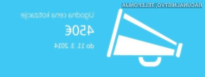Microsoftova NT konferenca: ugodne cene kotizacij do torka, 11. marca
