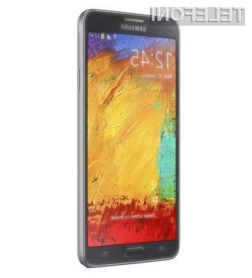 Mobilnik Samsung Galaxy Note 3 Neo naj bi bil naprodaj še pred pomladjo!