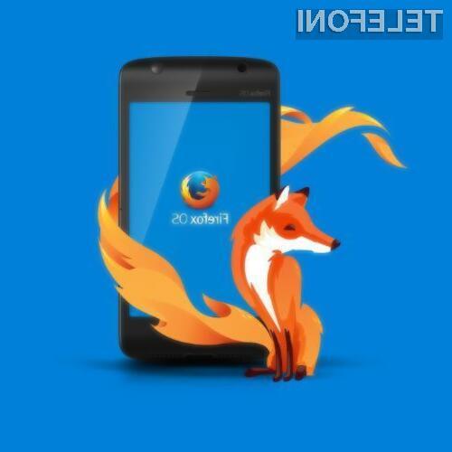 Mobilnik Firefox OS za borih 18 evrov!