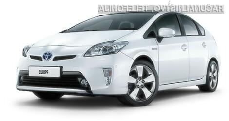 Toyota zaradi programske napake poziva lastnike novih Priusov k vračilu vozil