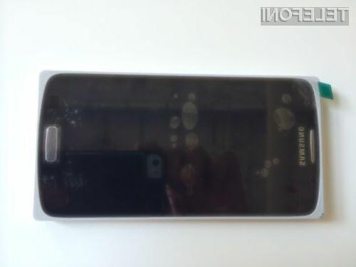 Pametni mobilni telefon Samsung SM-Z9005 s Tiznom je že našel novega lastnika!