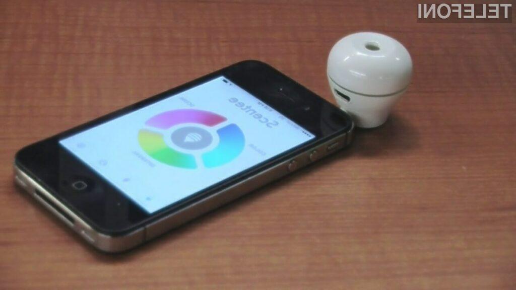 Ta japonska naprava nadomesti opozorila na pametnem telefonu z vašim najljubšim vonjem.