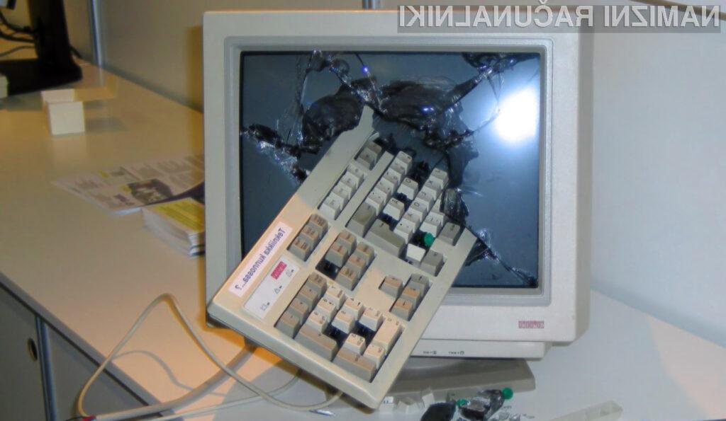 Nihče več ne mara računalnikov?!