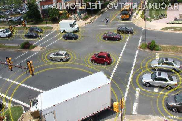 Ameriški kongres bo z regulacijo zahteval, da vsi avtomobili komunicirajo med sabo.